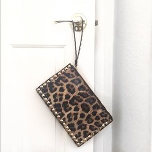 Bags - Studded Clutch